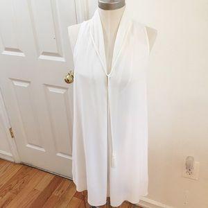 Beautiful White Wilfred Dress Size S